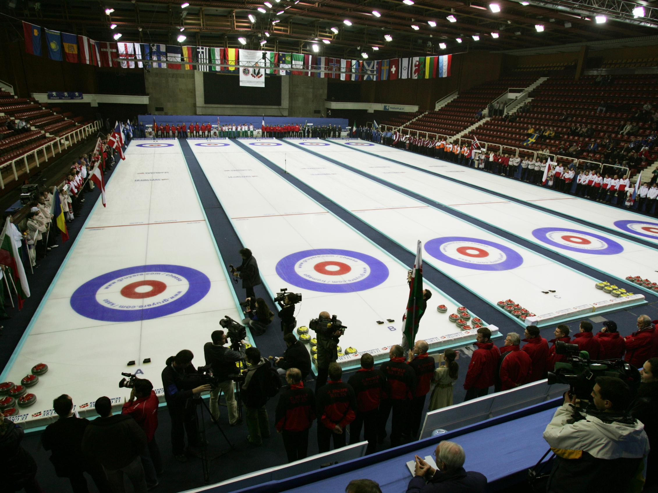 Зимен дворец на спорта